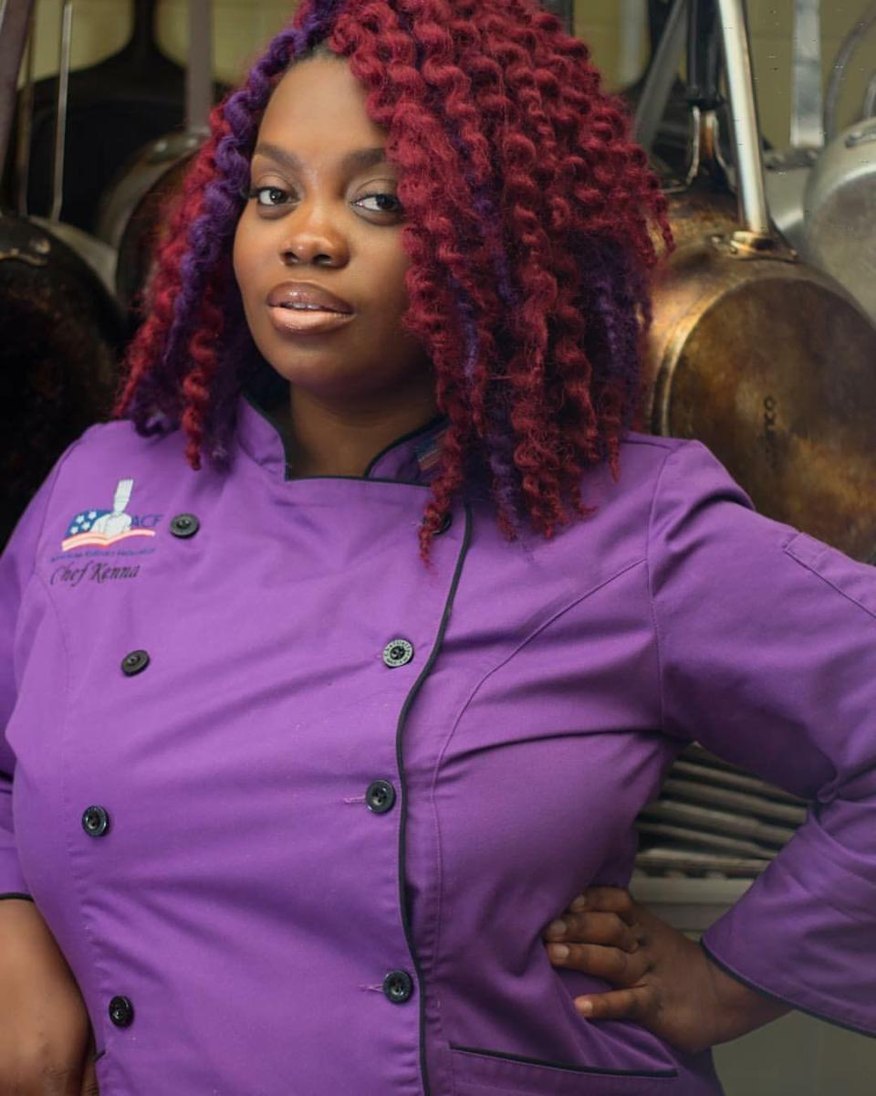 Working Woman Wednesday Interview With Chef Kenna From