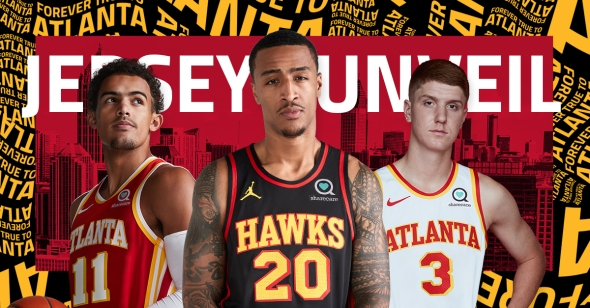 2021 ATL Hawks Uniform Promo